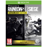 Xbox One mäng Rainbow Six: Siege Advanced Edition (eeltellimisel)