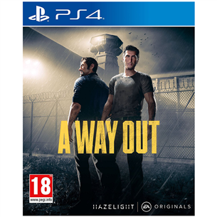 PS4 mäng A Way Out