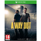 Xbox One mäng A Way Out (eeltellimisel)