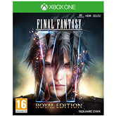 Xbox One game Final Fantasy XV Royal Edition