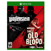 Xbox One mäng Wolfenstein: Double Pack