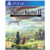 PS4 mäng Ni No Kuni II: Revenant Kingdom