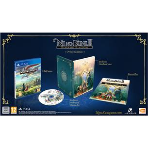 Игра для PS4 Ni No Kuni II: Revenant Kingdom Princes Edition