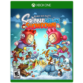 Xbox One game Scribblenauts Showdown