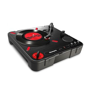 Portable Turntable with DJ Scratch Numark Switch PT01