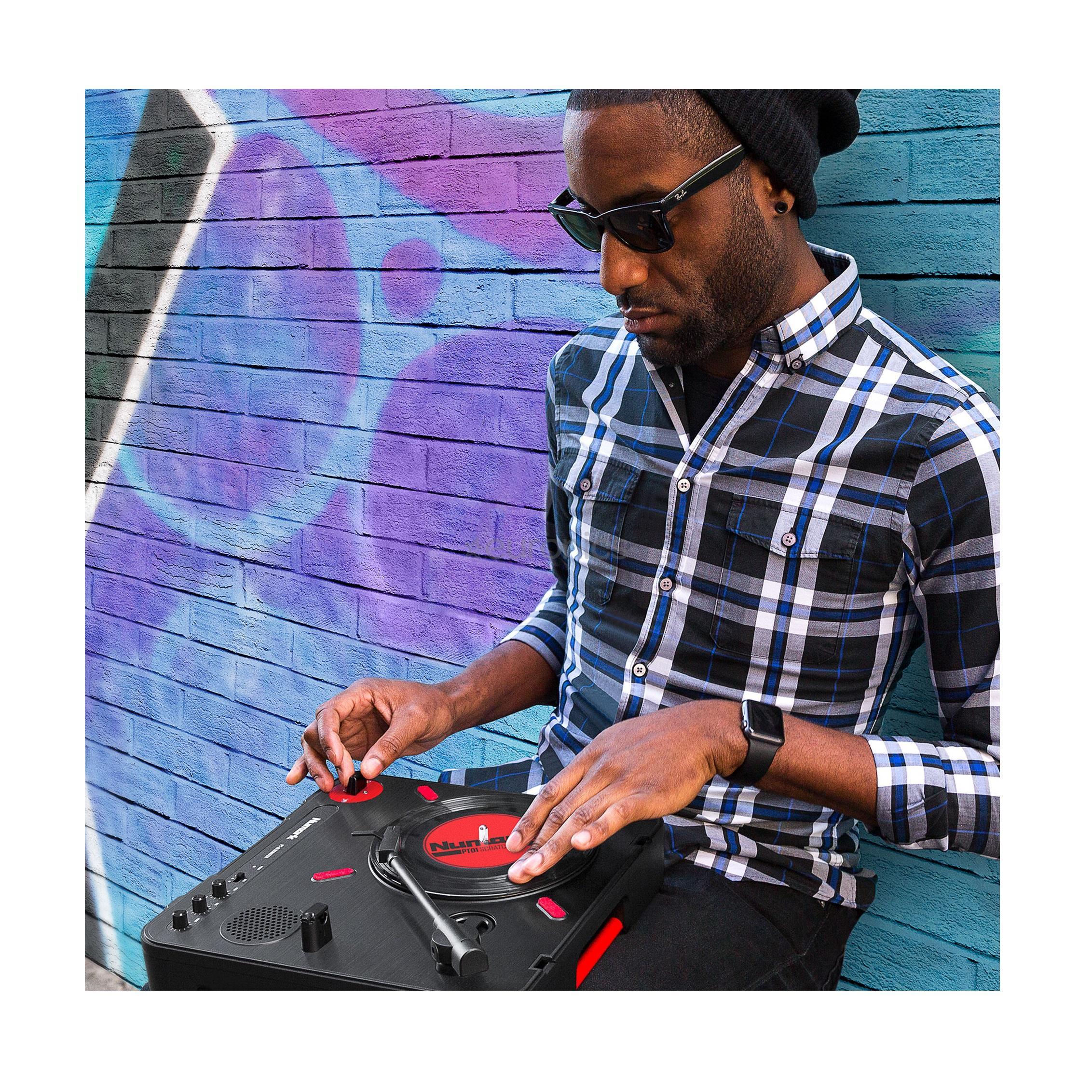 Kaasaskantav DJ grammofon Numark Switch PT01