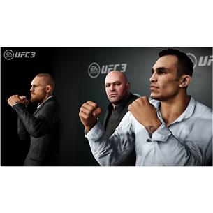 Xbox One game UFC 3