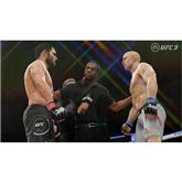 PS4 game UFC 3
