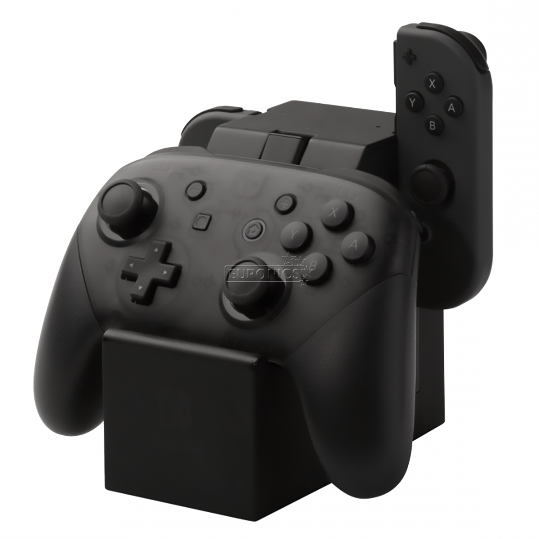 Nintendo Switch controller charger PowerA
