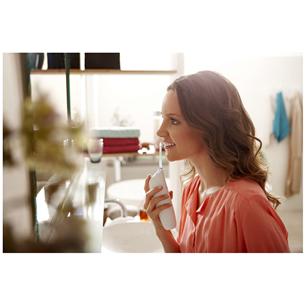 Электрическая зубная щётка Healthy White + ирригатор AirFloss Ultra, Philips
