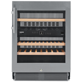 Built-in wine cooler Liebherr Vinidor  (capacity: 34 bottles)