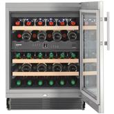 Built-in wine cooler Liebherr Vinidor  (capacity: 34 bottles)