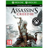 Xbox One game Assassin´s Creed III