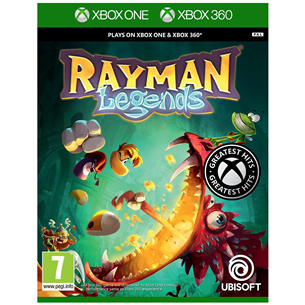Xbox One mäng Rayman Legends