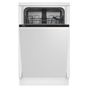 Built-in dishwasher Beko (10 place settings)