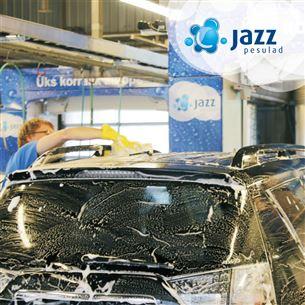 Auto välispesu Jazz Käsipesulates