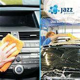 Auto välispesu + sisepuhastus Jazz Käsipesulas