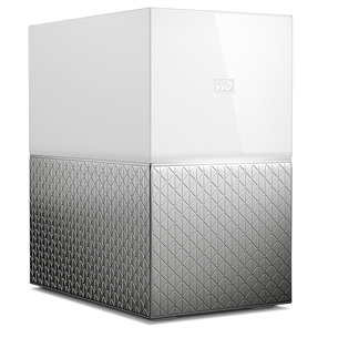 External hard drive Western Digital My Cloud Home Duo (4 TB)