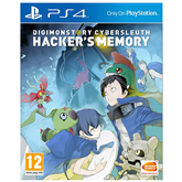 PS4 mäng Digimon StoryCyber Sleuth: Hackers Memory