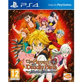 PS4 mäng The Seven Deadly Sins: Knights of Britannia