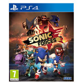 PS4 mäng Sonic Forces
