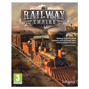 PC game Railway Empire