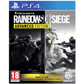 PS4 mäng Rainbow Six: Siege Advanced Edition