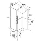 Холодильник, Liebherr / высота: 185 см