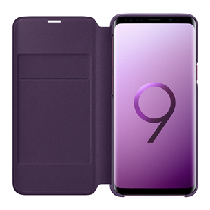 Samsung Galaxy S9 LED View kaaned