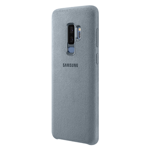 Samsung Galaxy S9+ Alcantra cover