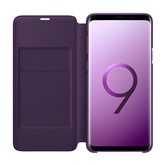 Samsung Galaxy S9+ LED View kaaned