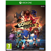 Xbox One mäng Sonic Forces