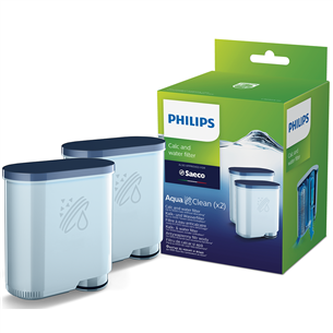 Calc and Water filter AquaClean, Philips / 2 psc.
