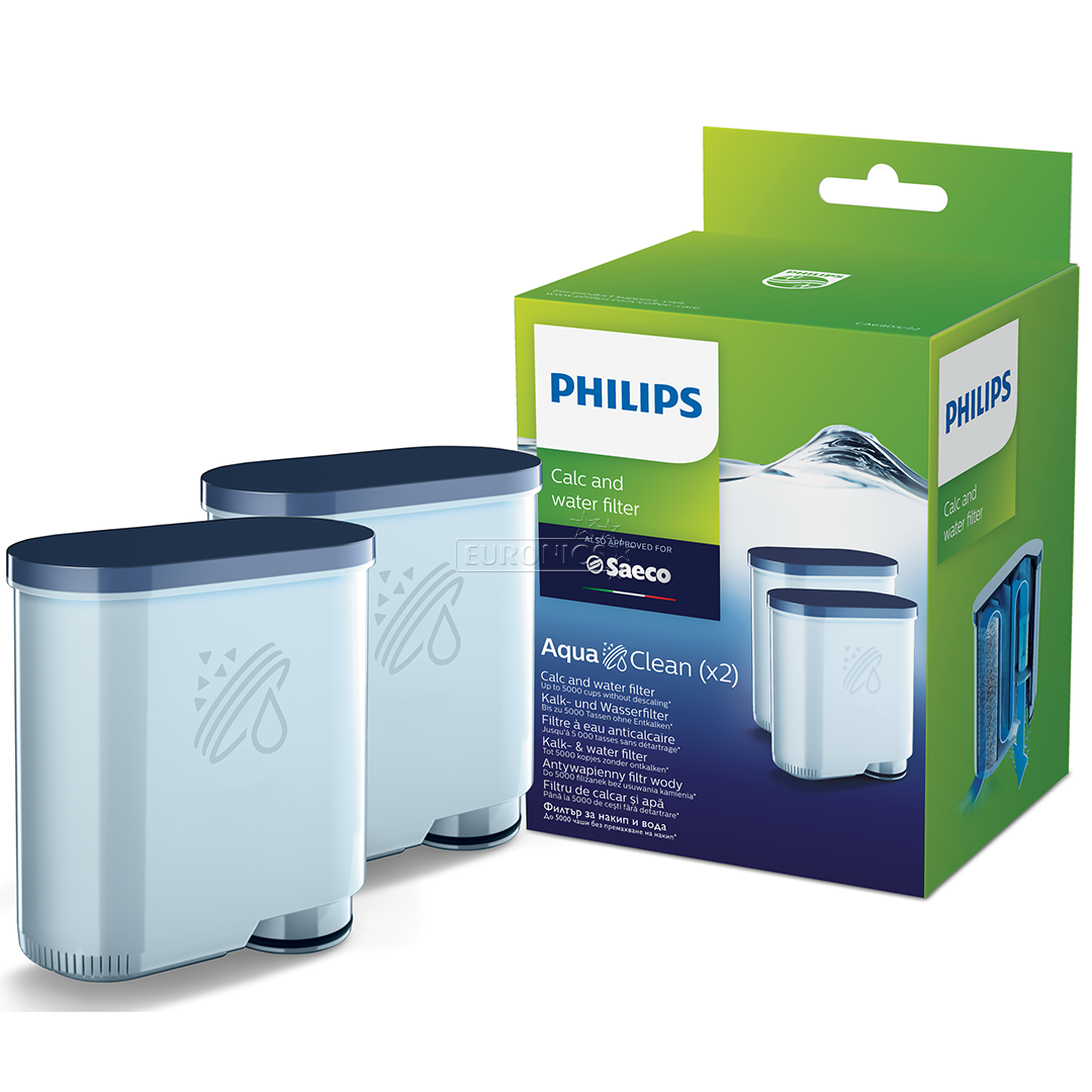 Calc And Water Filter Aquaclean Philips 2 Psc Ca6903 22