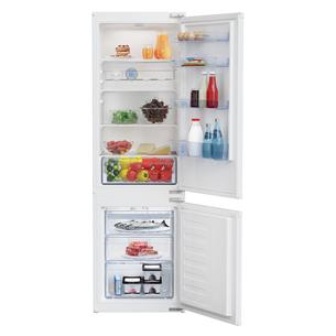 Интегрируемый холодильник Beko / высота: 177 см