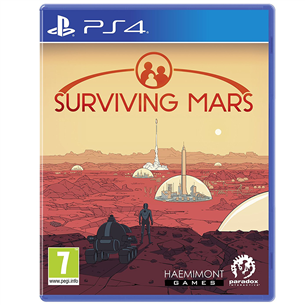 PS4 mäng Surviving Mars
