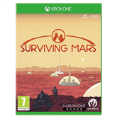 Xbox One game Surviving Mars