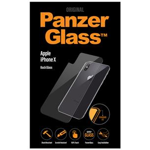 iPhone X tagakülje kaitseklaas PanzerGlass