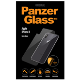 iPhone X back glass PanzerGlass
