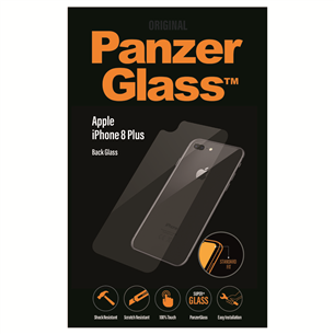 iPhone 8 Plus tagakülje kaitseklaas PanzerGlass