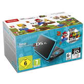 Gaming console Nintendo New 2DS XL + Super Mario 3D Land