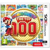 3DS mäng Mario Party: The Top 100