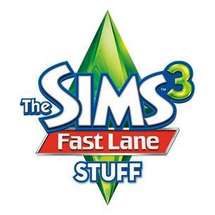 Arvutimäng Sims 3: Fast Lane Stuff