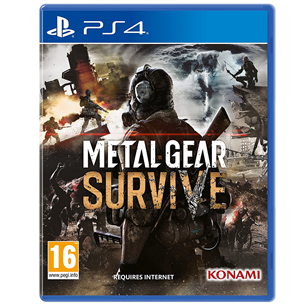 PS4 mäng Metal Gear Survive