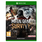 Xbox One mäng Metal Gear Survive