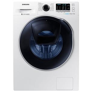 Стирально-сушильная машина Ecobubble™Add Wash, Samsung (8 кг / 4,5 кг)