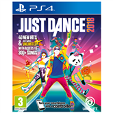 PS4 mäng Just Dance 2018