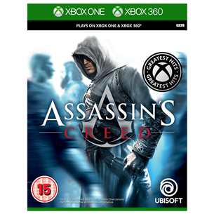Xbox mäng Assassins Creed