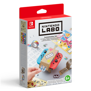 Switch tarvik Nintendo Labo Customization Set