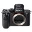 Hübriidkaamera kere Sony a7R II
